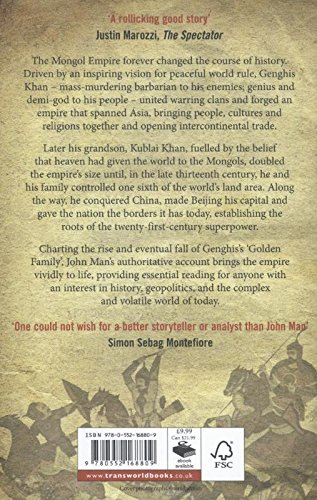 genghis khan the man who almost ruled the world Almost every conqueror in asian history claimed to be of the khan's lineage his descendants included the shahs of persia, the khans of the golden horde who ruled russia, the manchu emperors of china, and india's moghul emperors.
