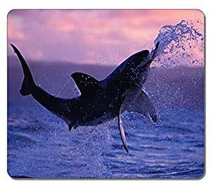Brain114 Personalized Top-Quality Textured Surface Water Resistent Mousepad Aerobatic Shark Customized Non-Slip Gaming Mouse Pads
