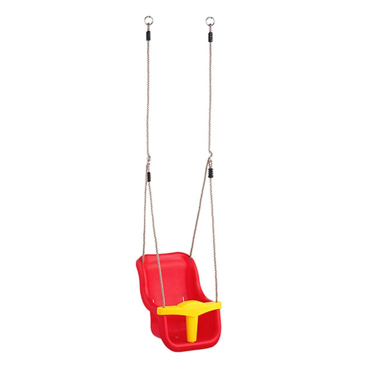 ZHENWOFC 幼児の安全な取り外し可能な屋外の演劇の揺りかごの庭への赤ん坊の振動座席セットの幼児 New   B07RDHR4CR