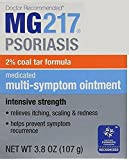 Best Psoriasis Treatments - Mg217 Medicated Tar Ointment, Psoriasis Treatment, Intensive Strength Review
