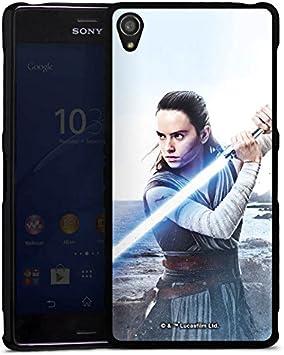Sony Xperia Z Funda Case Teléfono Móvil Rey Star Wars Fan Artículo ...