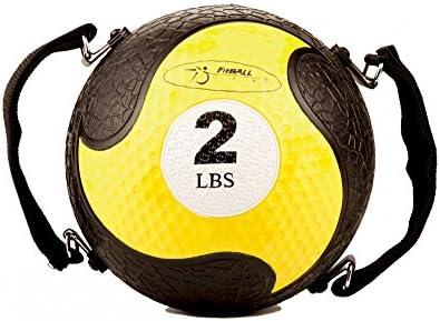 FitBALL MedBalls Exercise Ball