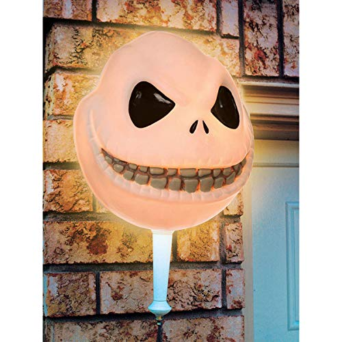 Disney The Nightmare Before Christmas Jack Skellington Porch Light Cover/Wall Decoration