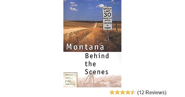 Montana Behind the Scenes: Durrae Johanek: 0031623447910