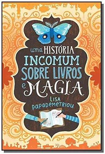 Uma história incomum sobre livros e magia