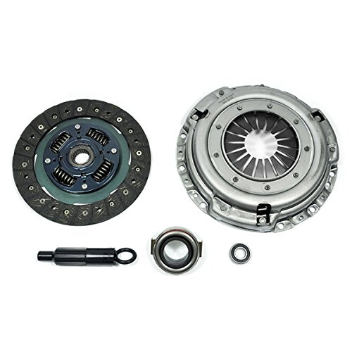Gmc S15 Clutch - PPC RACING HD CLUTCH KIT CHEVY S10 BLAZER GMC SONOMA S15 2.8L ISUZU RODEO 3.1L