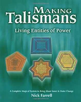 book cover of Making Talismans
