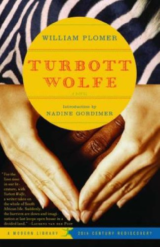 Turbott Wolfe: A Novel (20th Century Rediscoveries) pdf