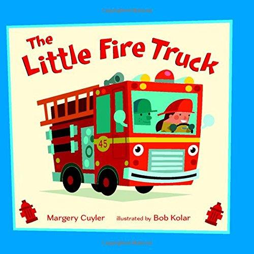 The Little Fire Truck (Little Vehicles)