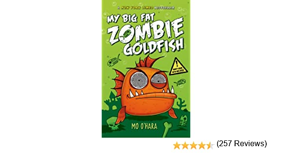 Jurassic Carp My Big Fat Zombie Goldfish