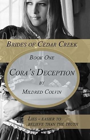 book cover of Cora\'s Deception