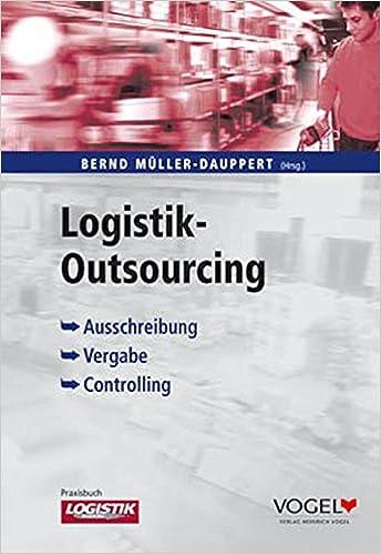 Logistik Outsourcing Ausschreibung Vergabe Controlling Amazon