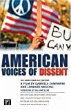 American Voices of Dissent, Gabriele Zamparini, Lorenzo Meccoli, William Blum, 1594511330
