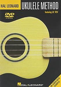 Hal Leonard Ukulele Method DVD