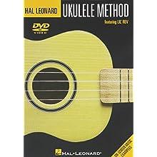 Hal Leonard Ukulele Method DVD (2010)