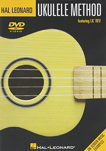 - Hal Leonard Ukulele Method DVD