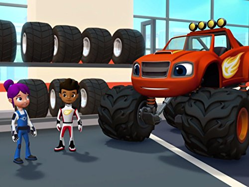 Bouncy Tires (Truck N Buddy)