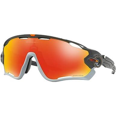OAKLEY Jawbreaker Gafas de sol, Gris, 1 para Hombre: Amazon ...