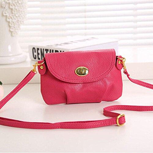 Handbag Bag Rose Vintage DELEY Mini Women Europe Purse Hobo Shoulder qpXZz0wp