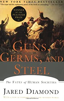 Guns, Germs, and Steel: The Fates of Human Societies 0393317552 Book Cover