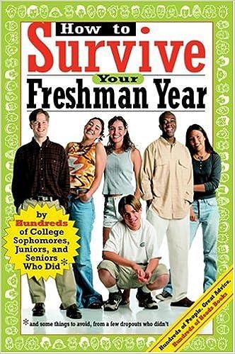 Freshman dating juniors