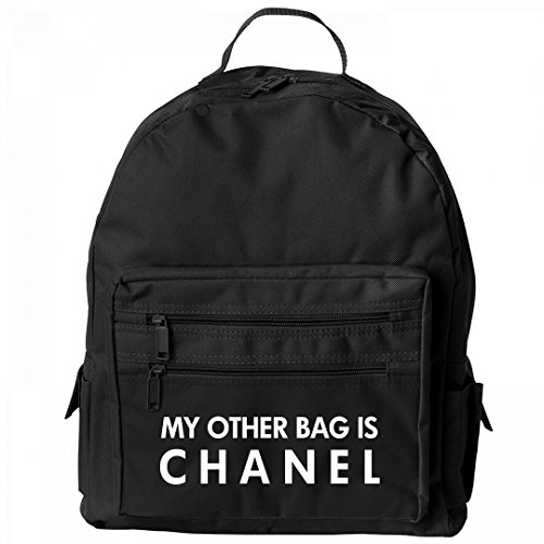 Chanel Backpack (Funny Little Fashionista: Liberty Bags Small Backpack)