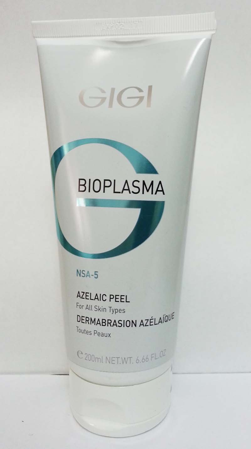 GIGI Bioplasma Azelaic Peel (For All Skin Types) 200ml 6.66fl.oz