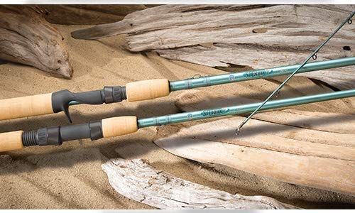 St Croix Avid Inshore Salt Water Spinning Rod, VIS70MF