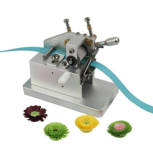IMISNO Mini Craft Quilling Fringer Quilling Flower Making Tools Paper Tassel Cutting Machine