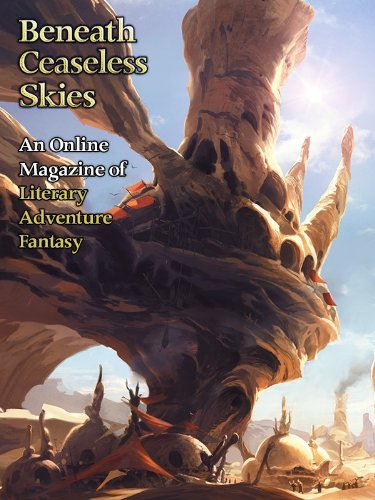 SF, Fantasy & Horror Magazine Reviews