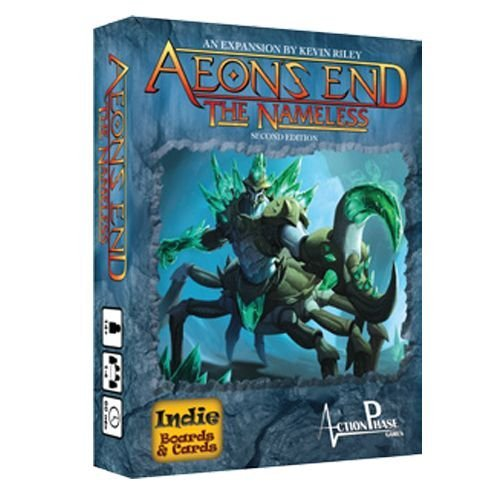 Indie Boards & Cards Aeons End the Nameless 2nd Edition Board Games