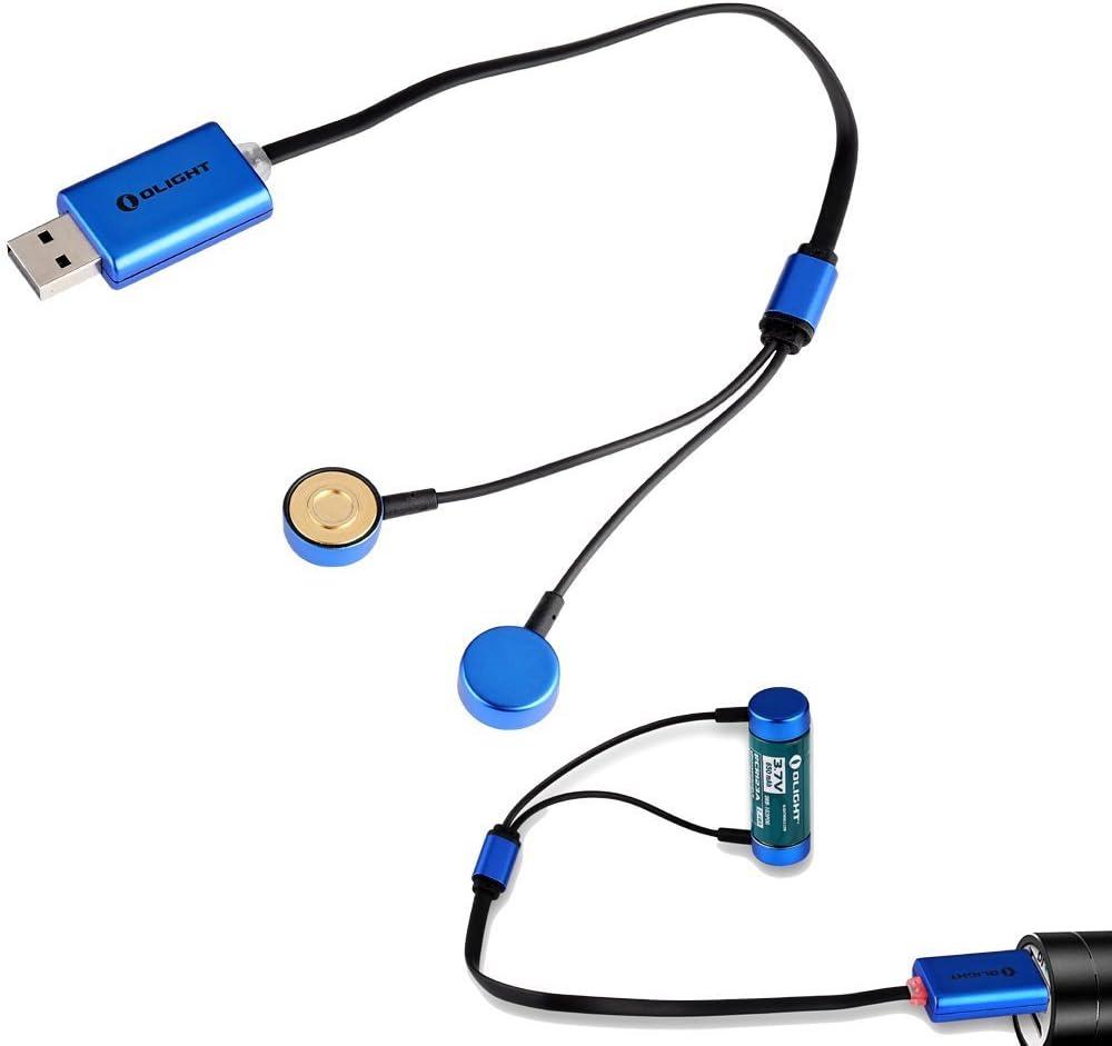 Olight Universal USB Magnetic Battery