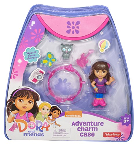 Fisher-Price Nickelodeon Dora and Friends Adventure Charm Case