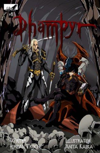 Book: Dhampyr by Jordan Troche