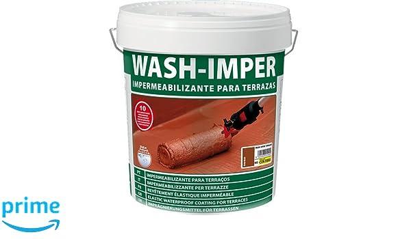 Imper PX-01 Impermeabilizante acrílico elástico: Amazon.es: Bricolaje y herramientas