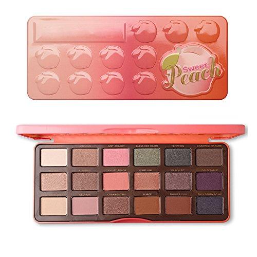 18 Colors Chocolate Sweet Peach Eye shadow Palette