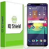 OnePlus 6 Screen Protector, IQ Shield LiQuidSkin Full Coverage Screen Protector for OnePlus 6 HD Clear Anti-Bubble Film
