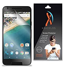 XShields© (5-Pack) Screen Protectors for LG Nexus 5X (Ultra Clear)