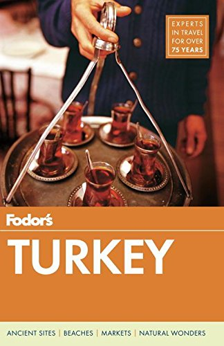 Fodor's Turkey (Full-color Travel Guide) pdf