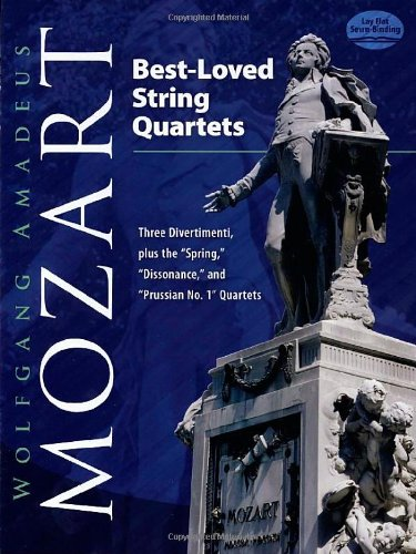 Best-Loved String Quartets: Three Divertimenti, plus the