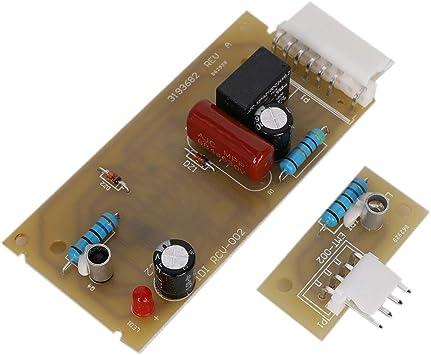 Refrigerator Ice Control Board for AP3137510 Kenmore Refrigerators