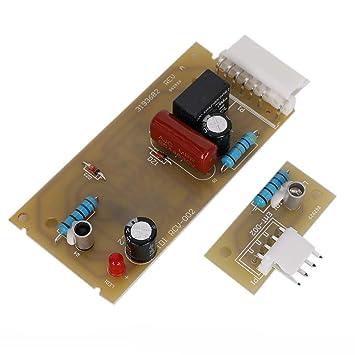4389102 Kit de tablero de control de sensor para refrigerador para ...