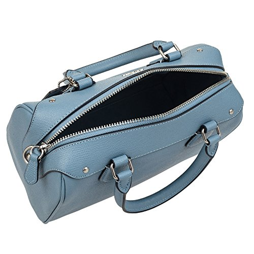 Mini Shoulder Leather Bennett Handbag Coach Wathet Bag q5RxAPnUn