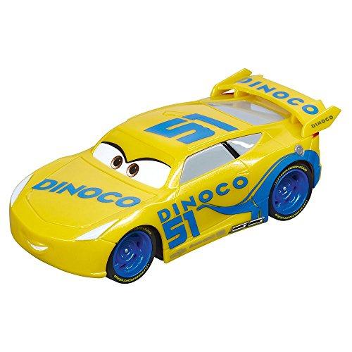 carrera 62419 go disney pixar cars 3 fast friends slot race track set 1 43 scale analog system. Black Bedroom Furniture Sets. Home Design Ideas