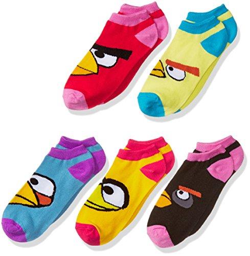 Angry Birds Little Girls Socks