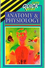 CliffsQuickReview Anatomy and Physiology Paperback