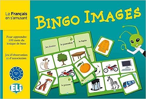Bingo Images Spiel Amazon Fr Livres Anglais Et Etrangers