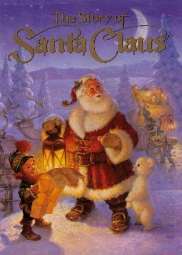 (The Story of Santa Claus by Scribbler Elf)