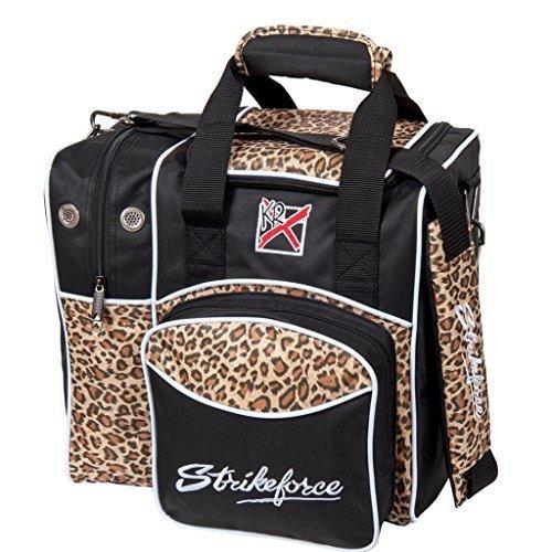 KR Strikeforce Flexx Single Bowling Bag Leopard ()