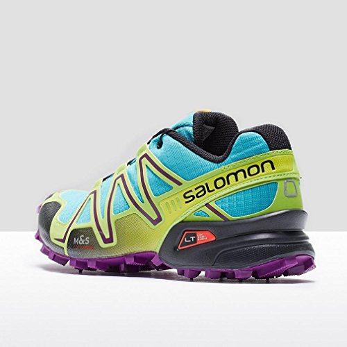 Speedcross Salomon GTX 3 Damen Traillaufschuhe Pink vvwrPd